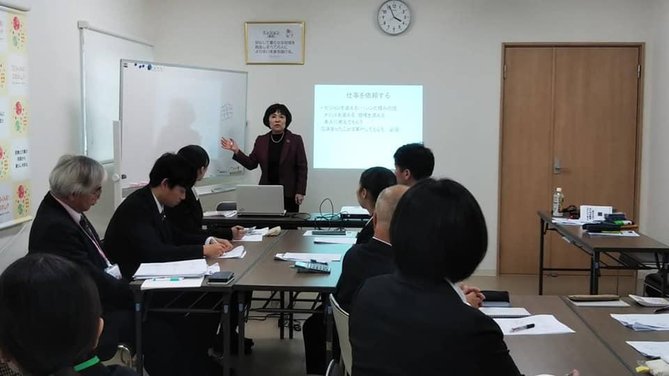 社長塾開催いたしました。