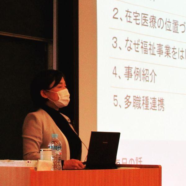 北陸大学で橋本社長が 「高齢者の心理.行動」の 特別講師をさせて頂きました!